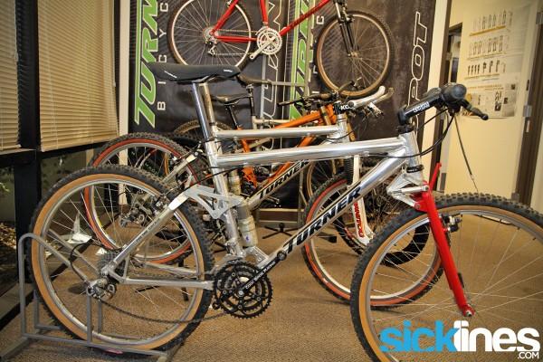 Turner Bikes Facility Tour