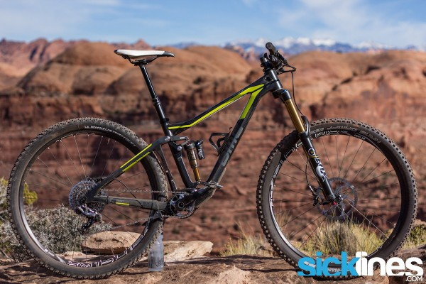 BMC Trailfox TF-01 TF01 Review 2014