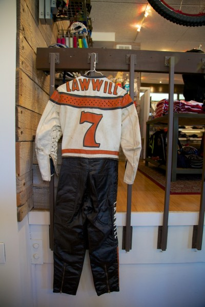 Lawwill leathers Troy Lee Designs - Laguna Beach Boutique Locatioin