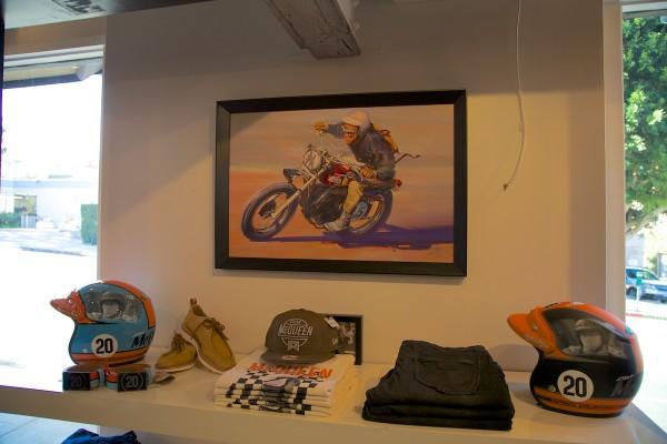 Steve McQueen Troy Lee Designs - Laguna Beach Boutique Locatioin