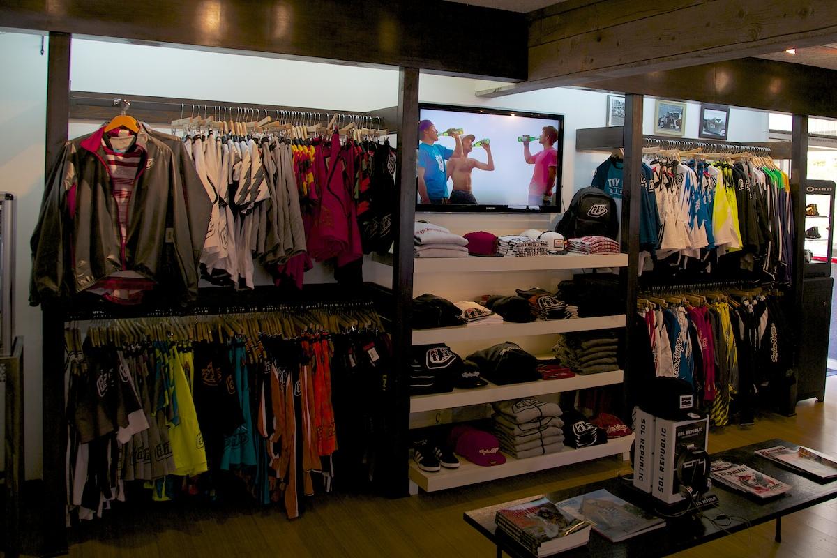 Troy Lee Designs Laguna Beach Boutique Locatioin Sick Lines Gallery