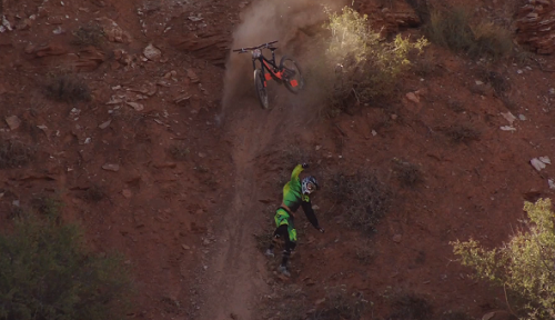 , Red Bull Life Behind Bars – Crashes and Qualifying