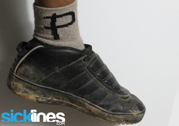 Pearly's Possum Socks