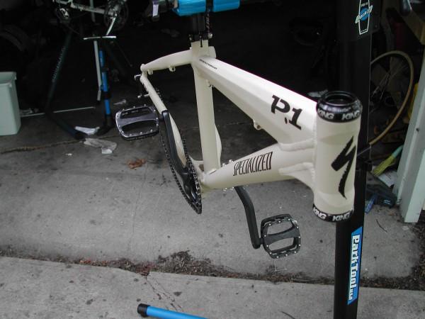 Specialized P1 2003 Frame