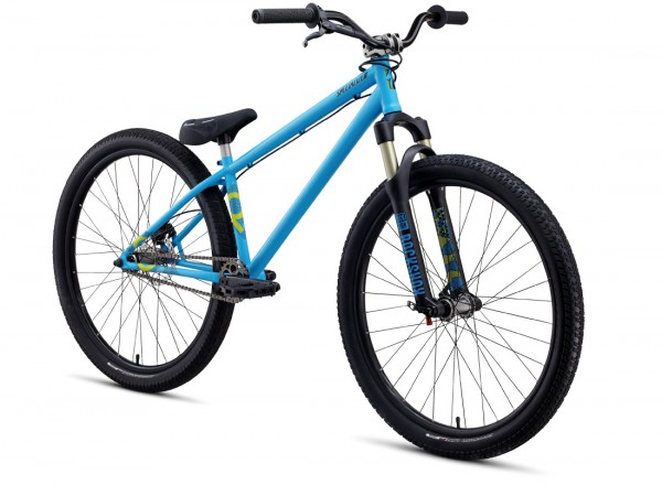 Specialized P26 Cyan Yellow Pro 2013