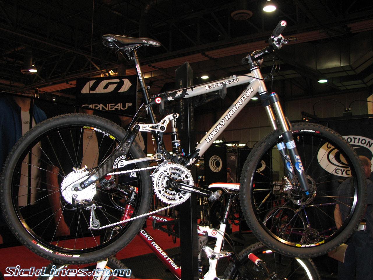 Rocky Mountain ETSX 30