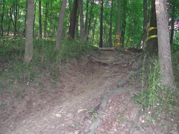Farmdale Downhill course