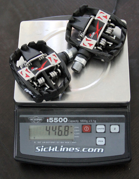 2011_time_xroc_s_pedals_weight