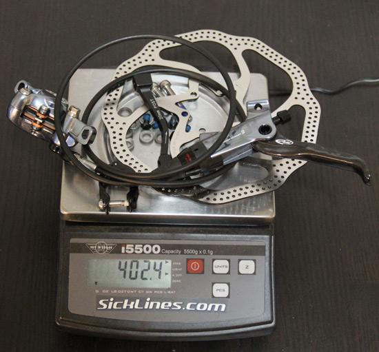 , Spotlight: 2012 Avid Elixir 9 Disc Brakes
