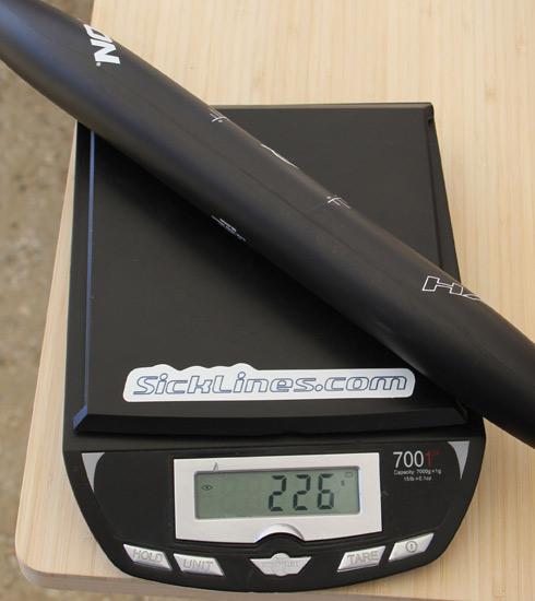 easton-havoc-carbon-weight