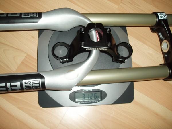 2008 RockShox Boxxer Race Tall Crown 230mm Steerer