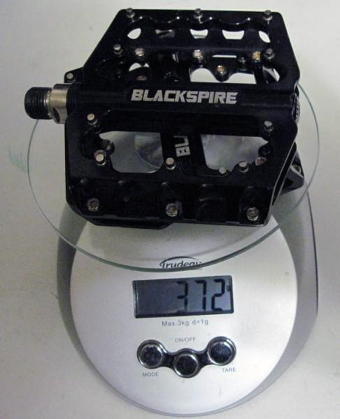 2010 Blackspire Sub 4 Pedals Flat