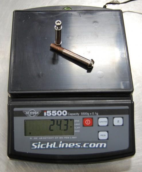 2010 Ibis Mojo SL shock hardware