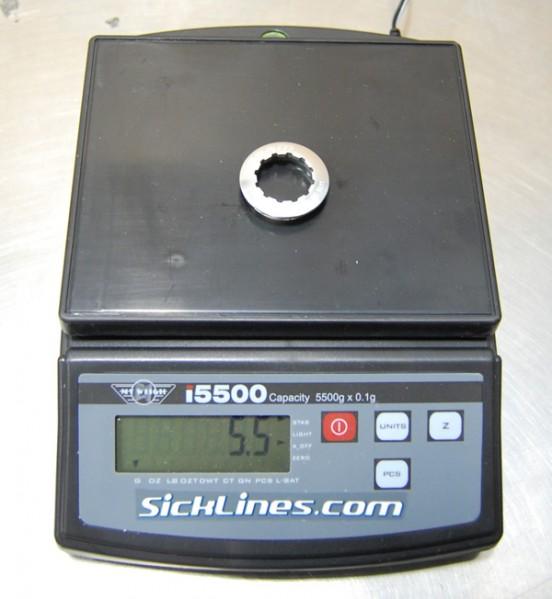 SRAM XX 11 36 cassette lock ring
