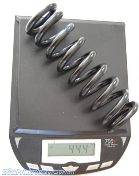 """Elka 350lb x 2.75"""" high tensile steel Spring"""