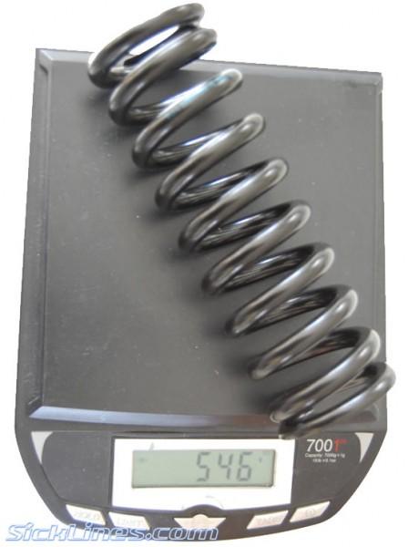 """Elka 400lb x 2.75"""" gigh tensile steel Spring"""