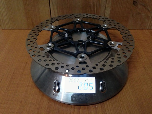2012 Hope V2 Floating Rotor 203mm Disc Brake