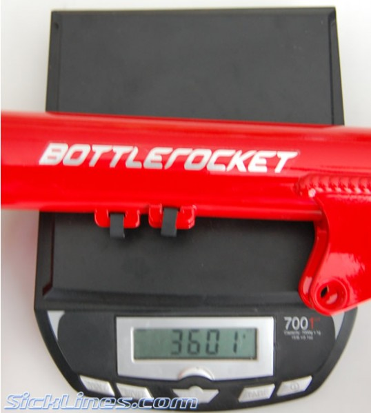 Transition BottleRocket Large Frame Only 2009