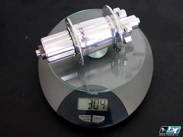 Chris King ISO Rear Disc Hub 135mm QR