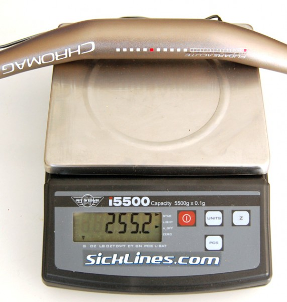 2010 Chromag Fubar Acute 710mm handlebar