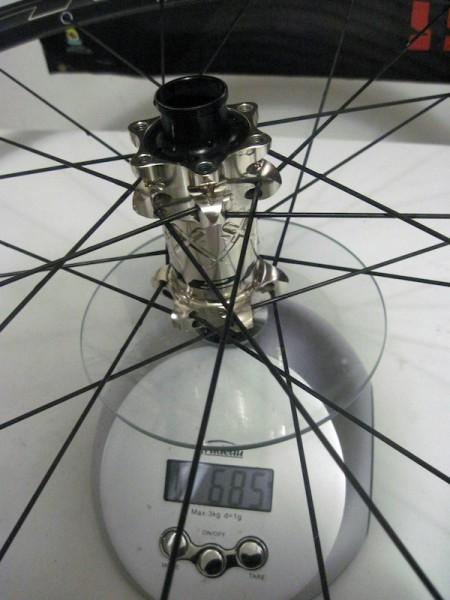 2011 26in Easton Haven Carbon 20mm wheel wheelset rear