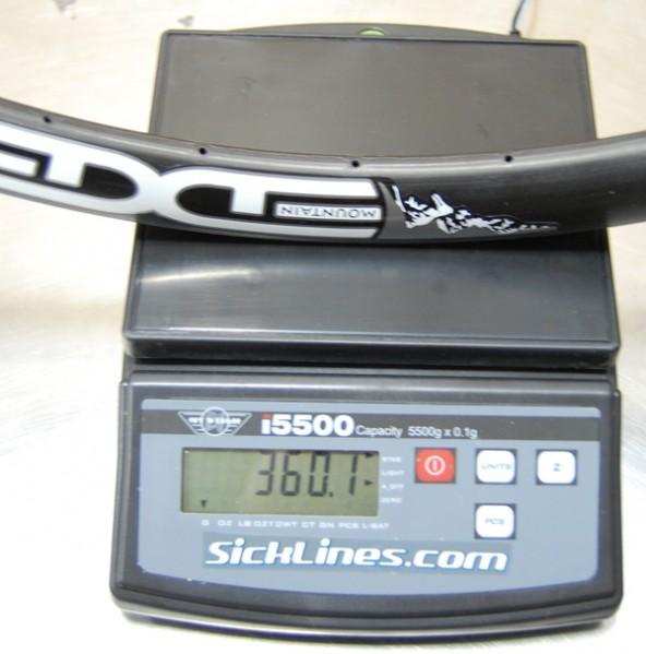 Edge XC Clincher Carbon 32h