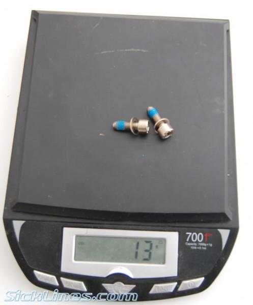 Formula Disc 5mm bolts