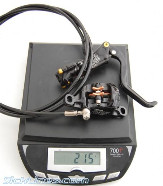 Formula One 2010 Disc Brake 1500mm hose
