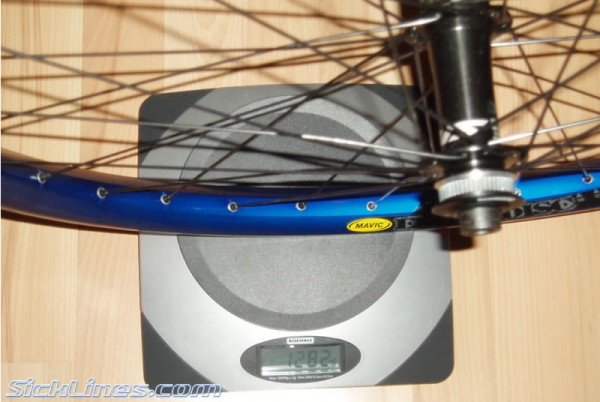 150mm Saint Rear wheel EX 729 DT competion and rim tape Giant Glory
