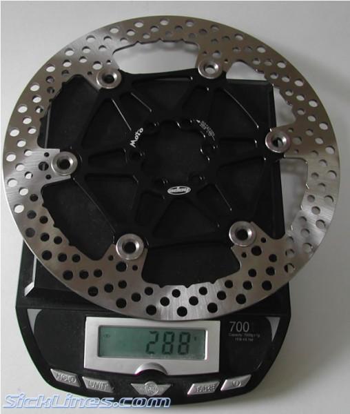 """Hope Moto V2 8"""" 203mm Disc Rotor Brake 2007"""
