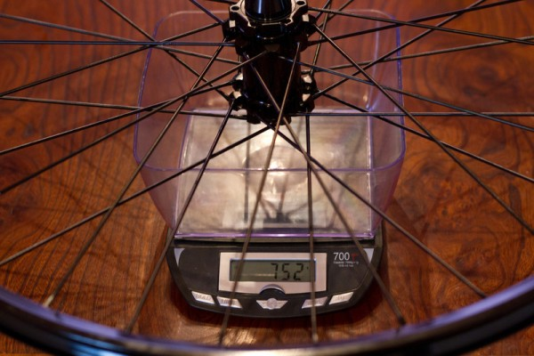 2012 Industry Nine All Mountain Rim Enduro Spokes Wheel Front 20mm
