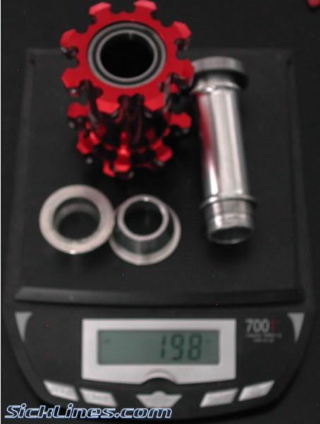 Industry Nine 20mm front hub