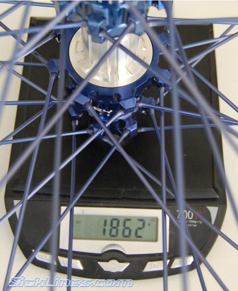 Industry Nine Enduro Wheelst 2009 12x135 20mm I9 EN rim