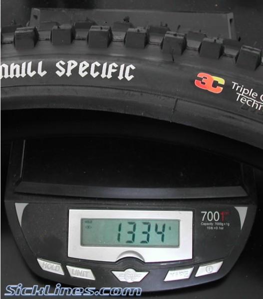 Maxxis DHF 3c 2.5 Minion Tire