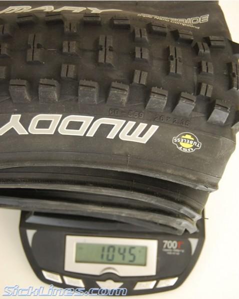 Schwalbe Muddy Mary 2.35 UST Tire
