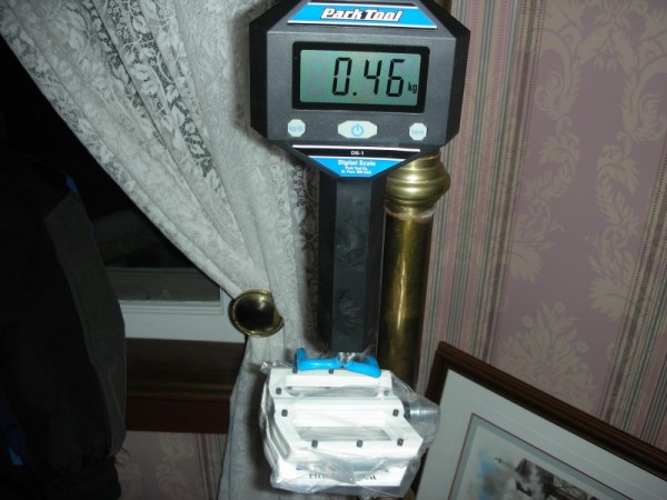 Deity Decoy Pedals 2009