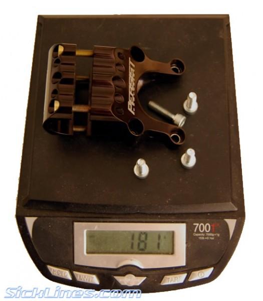 Persist Triumph Direct Mount Boxxer Stem 50mm 31.8mm