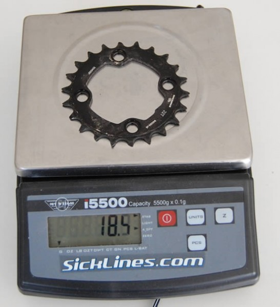 Race Face Turbine 22t Chainring