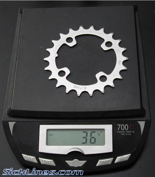 Race Face Atlas 22t Chainring