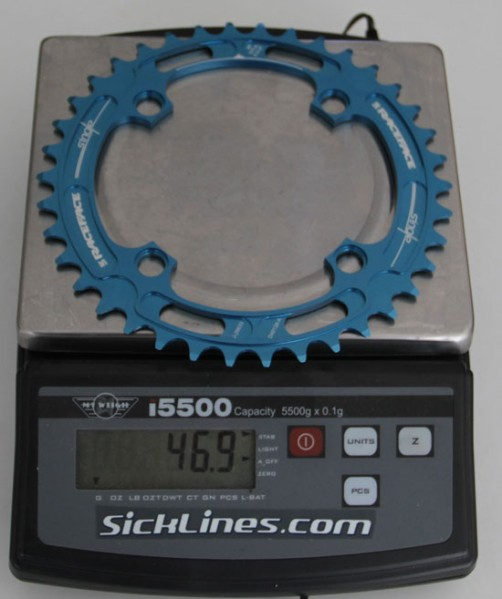 Race Face Single 38t 104bcd chain ring