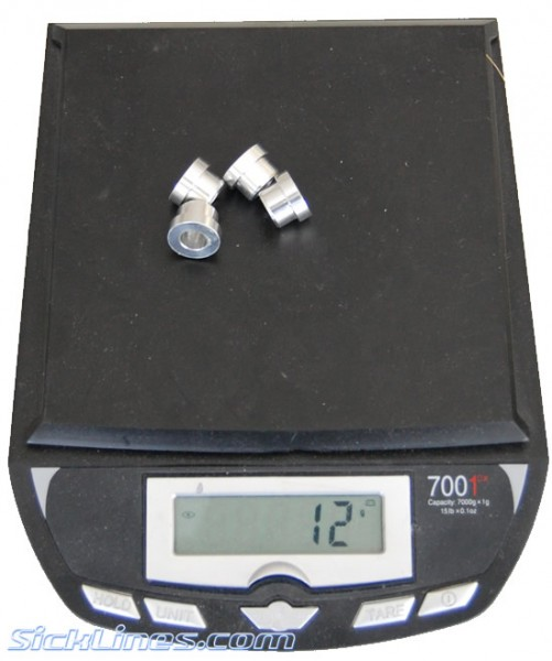Roco 22mm Shock Hardware