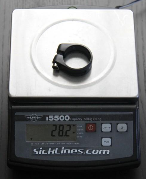 2012 Intense Cycles M9 Seat Post Collar 34.9mm