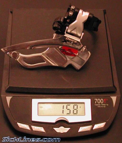 Shimano XT 2008 Front Derailleur M771