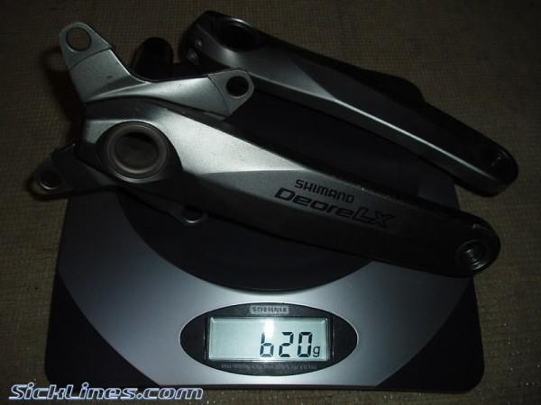Shimano LX Crankarms 2006 175mm