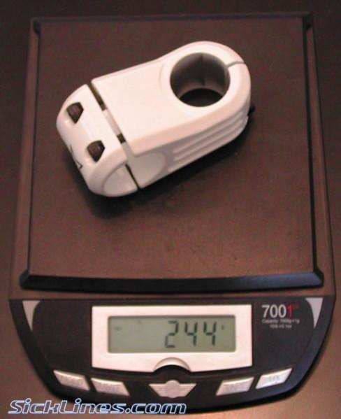 Spank 2008 Not 1.5 timer stem 50mm