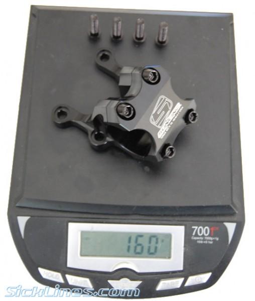 Sunline V1 Direct Mount Boxxer Stem 42mm 31.8mm