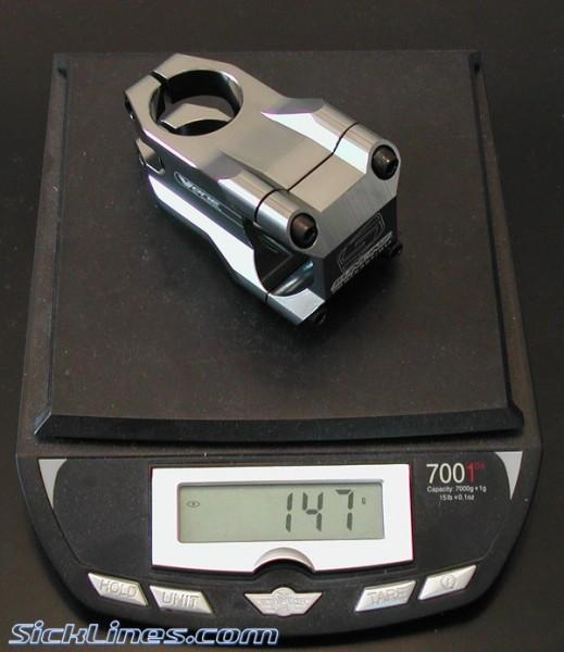 Sunline V1 All Mountain Stem 31.8mm bar 50mm2008