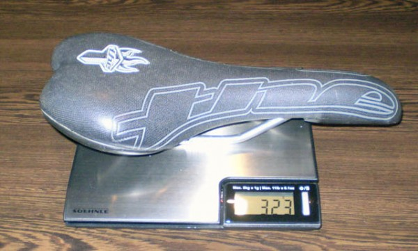 THE Industries DH saddle