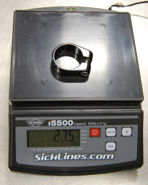 2010 Turner Flux 34.9mm seatclamp