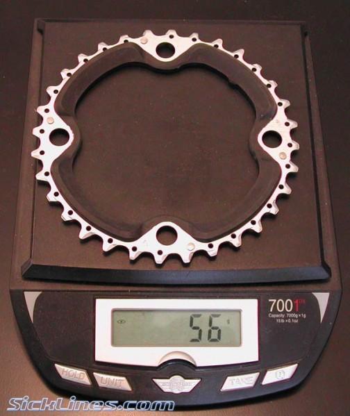 Shimano XT 2008 32t Chainring